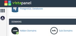 cPanel-Addon-Domain